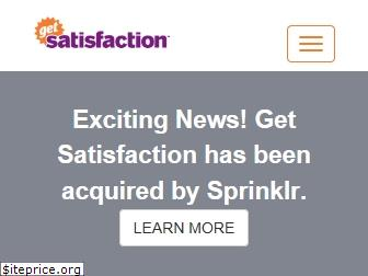 getsatisfaction.com
