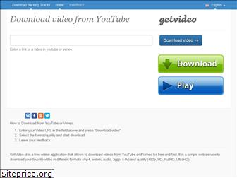 getvideo.id