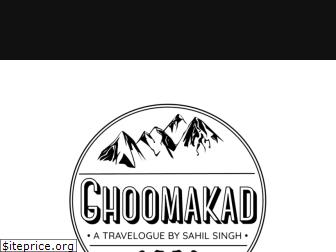 ghoomakad.in
