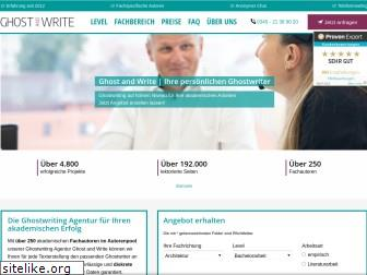 ghost-and-write.de