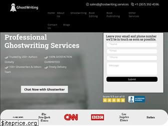 ghostwriting.services