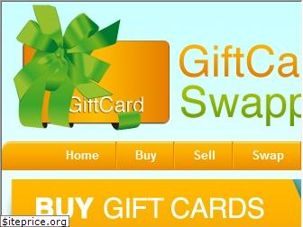 giftcardswapping.com