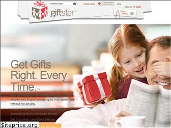 giftster.com