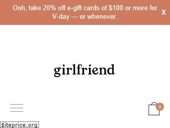 girlfriend.com