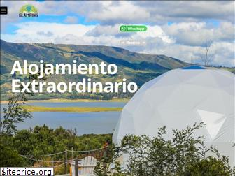 glamping-colombia.com
