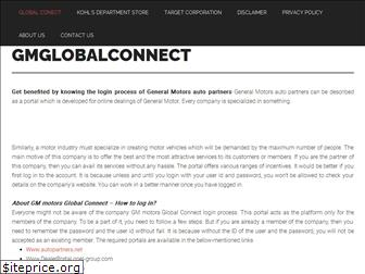 gmglobalconnect.info