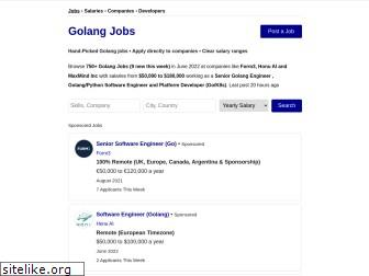 www.golang.cafe website price