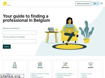 goldenpages.be