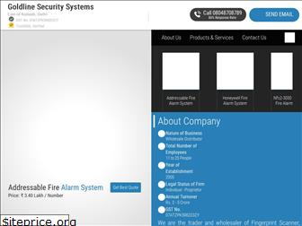 goldlinesecuritysystems.co.in