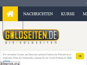 Goldseiten De Gold