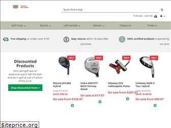golftownpreowned.com