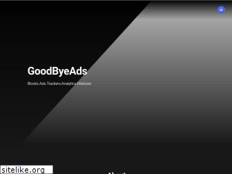 goodbyeads.weebly.com