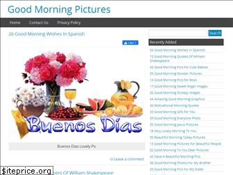 goodmorningpictures.org