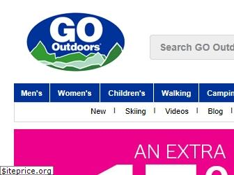 gooutdoors.co.uk