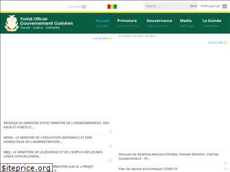 www.gouvernement.gov.gn website price