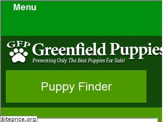greenfieldpuppies.com