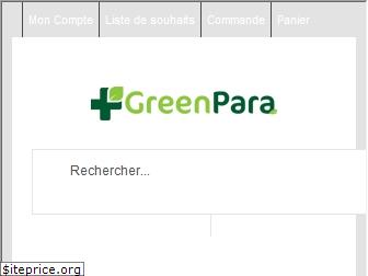 www.greenpara.net website price
