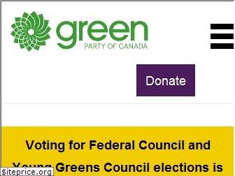 greenparty.ca