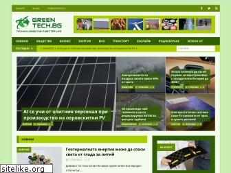 www.greentech.bg website price