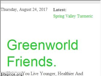 greenworldfriends.com