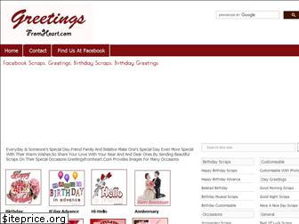 greetingsfromheart.com