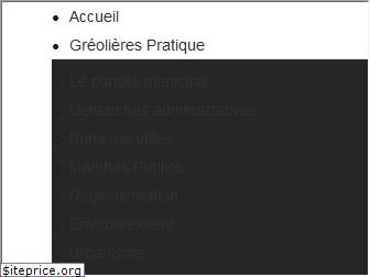 greolieres.fr