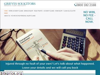 grieves-solicitors.co.uk