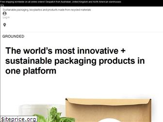 groundedpackaging.co