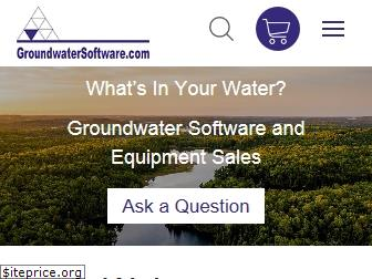groundwatersoftware.com