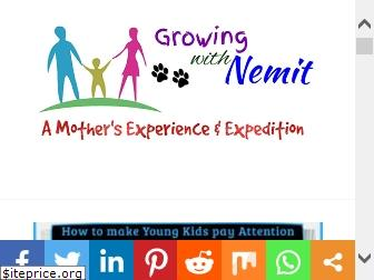 growingwithnemit.com