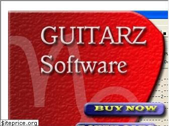 www.guitarz.com website price