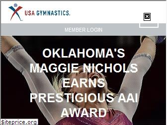 www.gymnastics.teamusa.org website price
