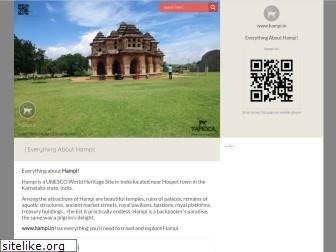 www.hampi.in website price