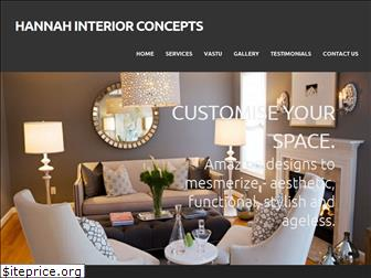 hannahinteriorconcepts.in