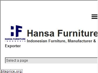 hansafurniture.com