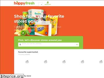 www.happyfresh.my website price