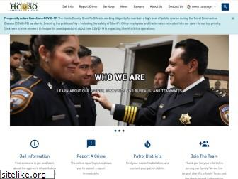 harriscountyso.org