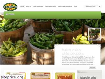 hatchvalleychilepeppers.com