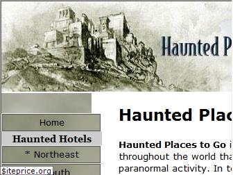 haunted-places-to-go.com