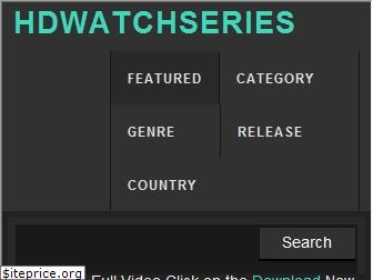 hdwatchseries.com