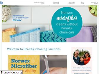 healthycleaningsolutions.com