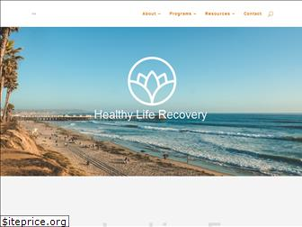 healthyliferecovery.com
