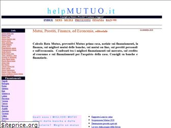 helpmutuo.it