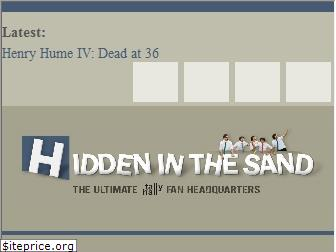 hiddeninthesand.com