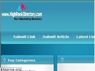 highrankdirectory.com