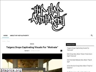 hiphopauth.com