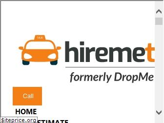 www.hiremetaxi.in website price