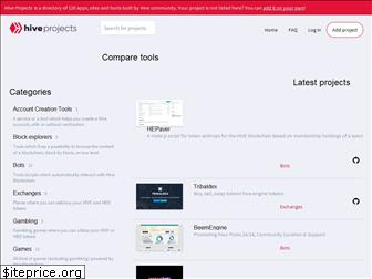 hiveprojects.io