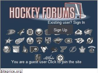 hockeyforums.net
