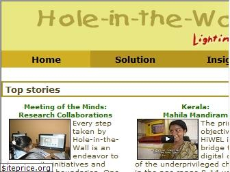 hole-in-the-wall.com